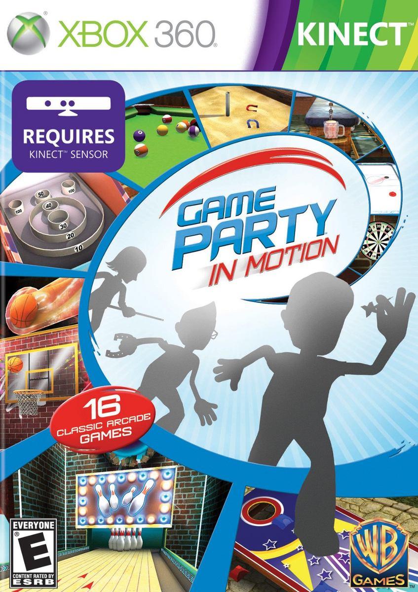 Juego Game Party In Motion Para Kinect Xbox 360 Somos Tienda Bs