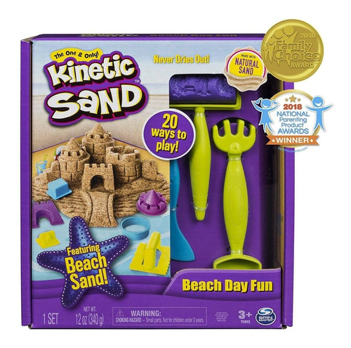 juego kinetic sand  masa no se seca dinosaurios fossil dino