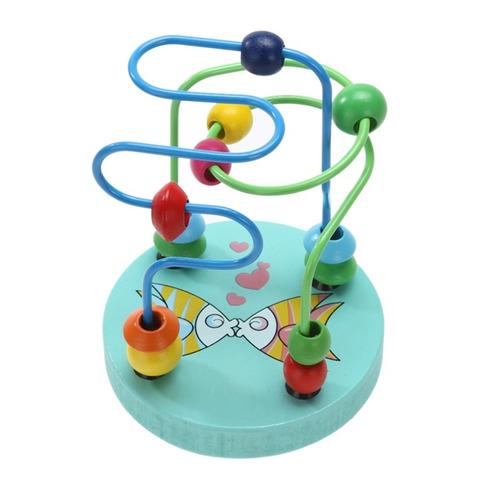 juego laberinto infantil de cuencas para bebés/ c & s market