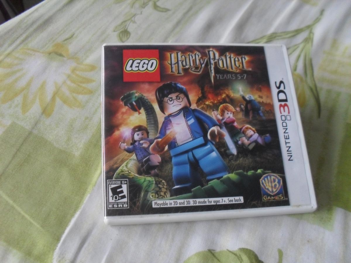 Juego Lego Harry Potter Para Nintendo 3ds Bs 16 000 00 En Mercado