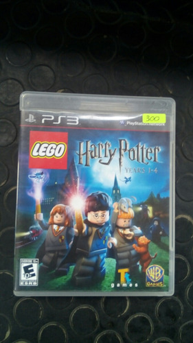 juego lego harry potter ps3