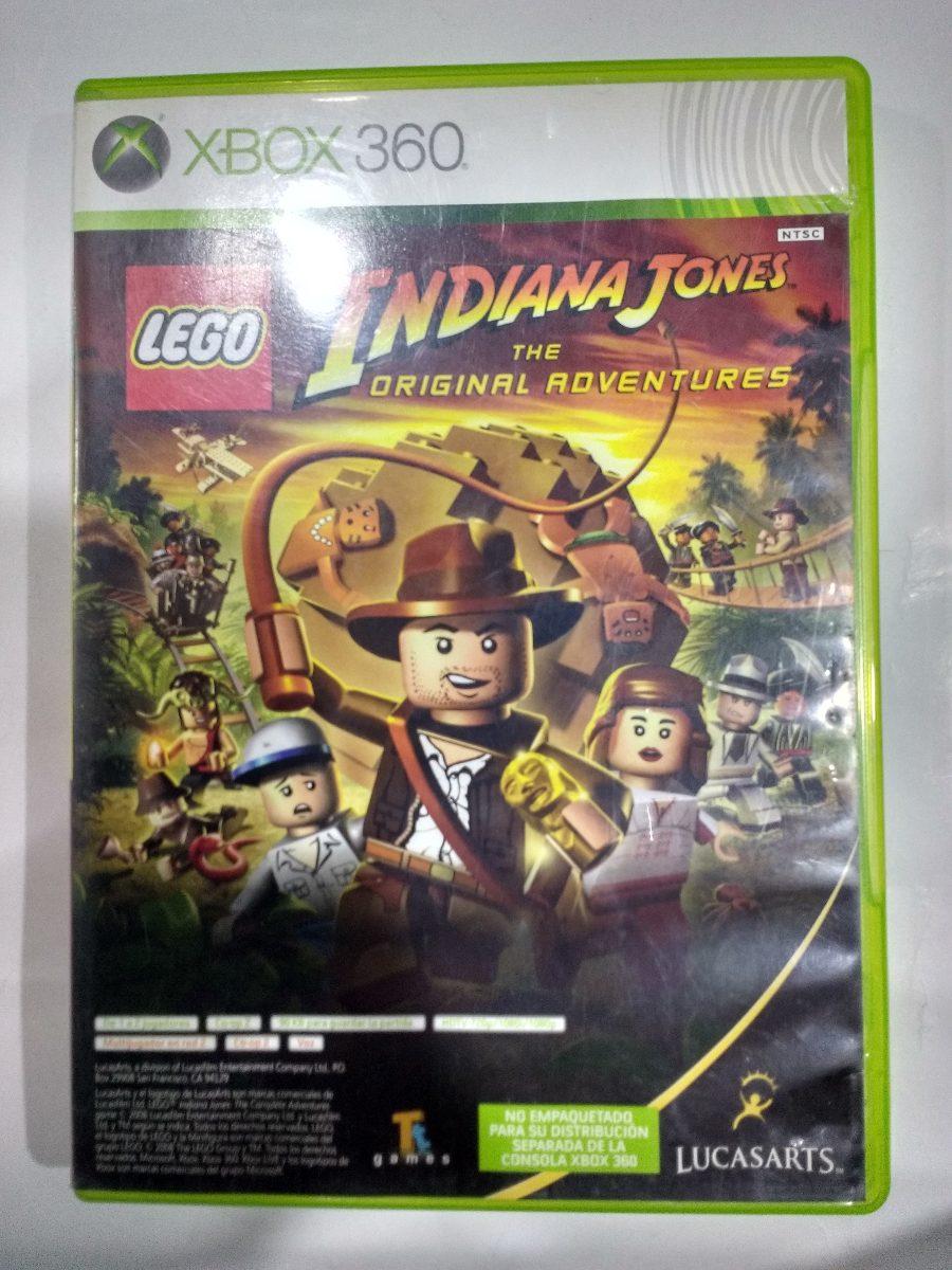 Juego Lego Indiana J Kung Fu Panda Xbox 360 Despachamos Hoy