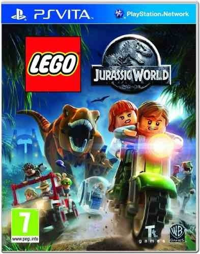 juego lego jurassic world