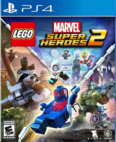juego lego marvel super heroes 2 ps4 fisico playstation 4