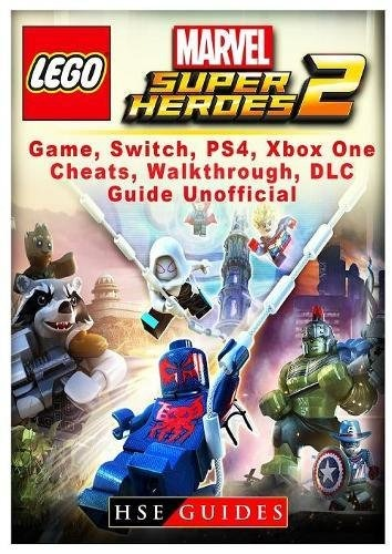 Juego Lego Marvel Super Heroes 2 Switch Ps4 Xbox One Tru