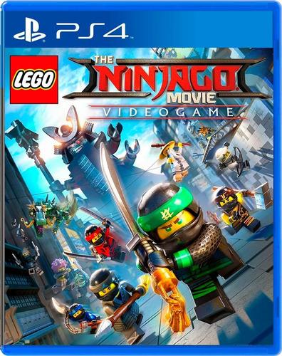 juego lego ninjago 2 ps4 - licencia original envio inmediato