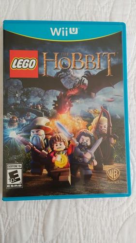 juego lego the hobbit para wii u