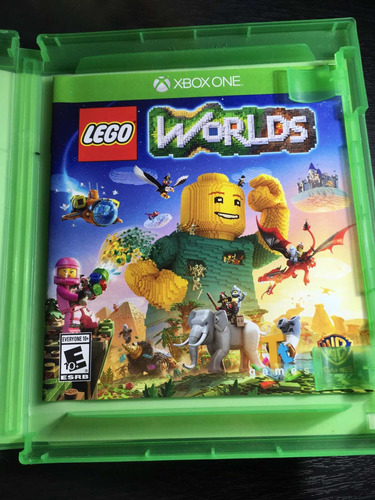 juego lego world xbox one