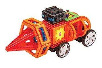 juego magformers r / c vehículos pesados u200bu200bconjun