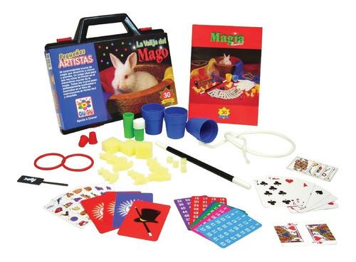 juego magia la valija del mago 30 trucos ruibal mundo manias