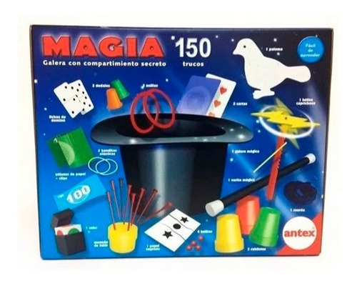 juego magia trucos