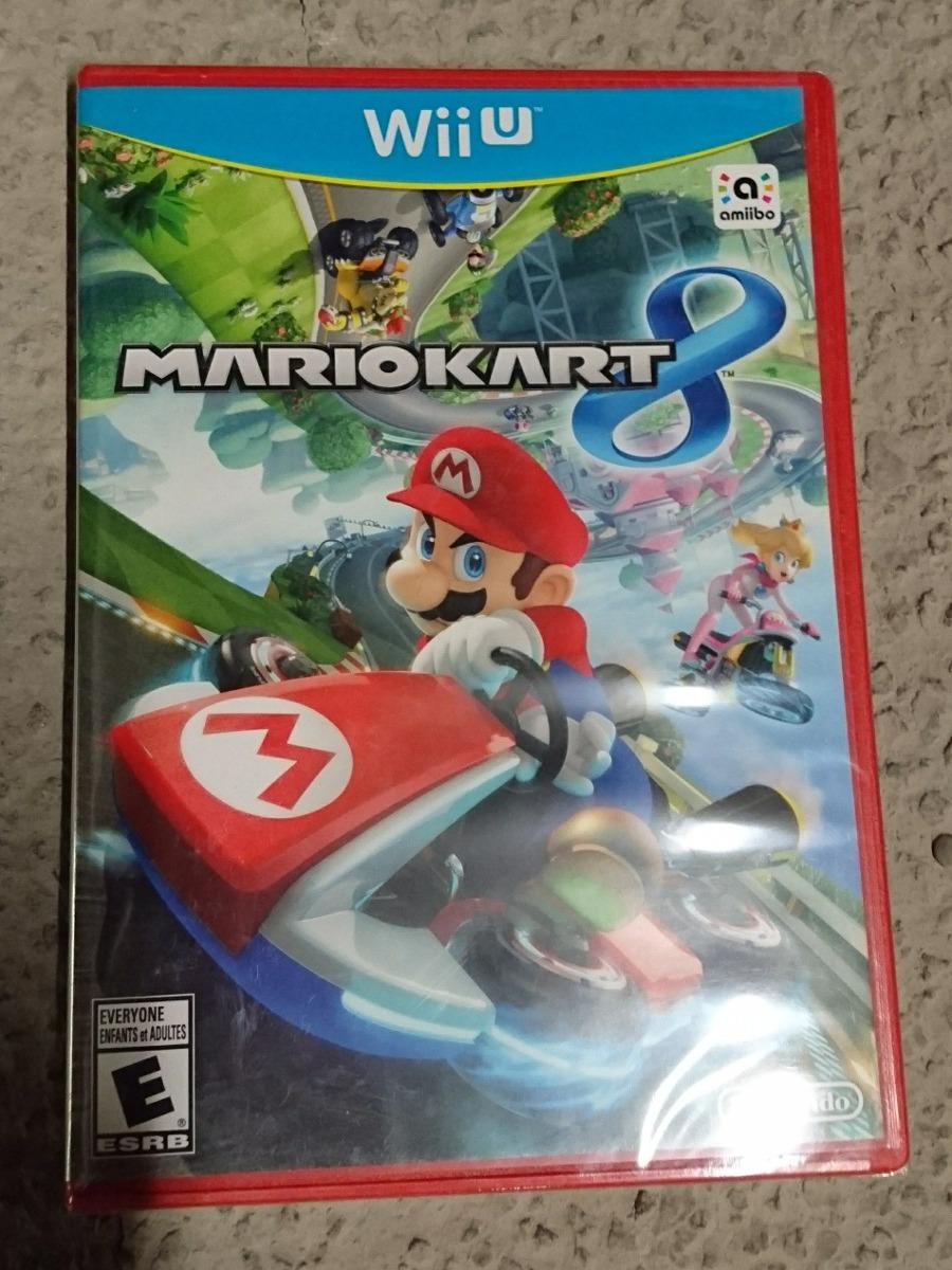 Juego Mario Kart 8 Para Wiiu Sellados Y Nuevos 550 00 En Mercado