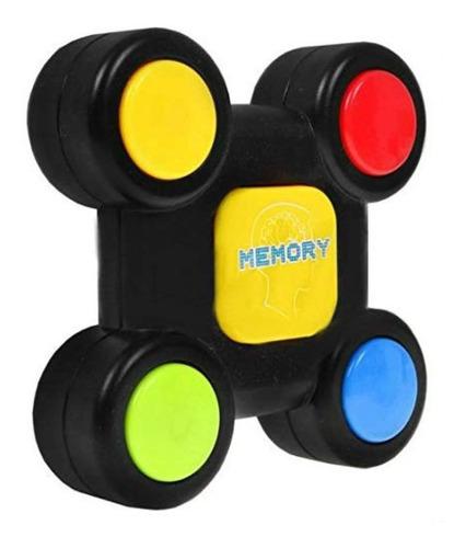 juego memoria interactivo memory game luces sonido secuencia