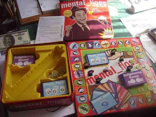 juego mental floss