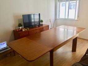 Mesa De Roble Macizo Para 8 Personas - Sala de Estar y Comedor en ...