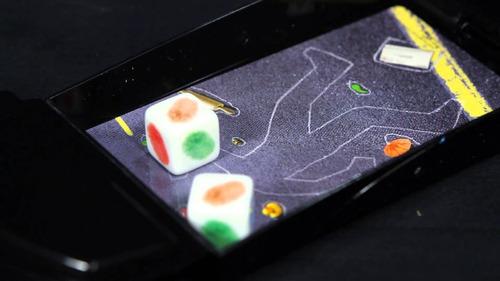 juego mesa dados cartas