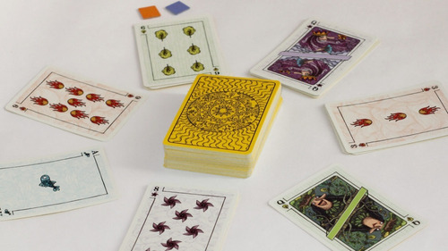 juego mesa juego cartas
