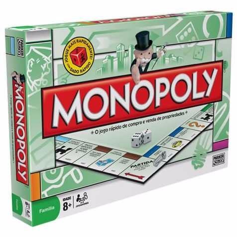 Juego De Mesa Monopoly Original En Espanol 772 00 En Mercado Libre