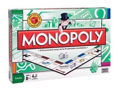 Juego De Mesa Monopoly Hasbro Original Nuevo Bs 11 999 00 En