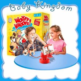 Perro Niño Baby Juego Woofy Jugueteria Whoops Kingdom Mesa e9DEYWHI2
