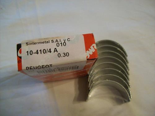 juego metales de biela peugeot 404 504 medida 0.30