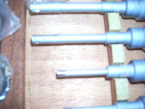 juego micrómetros interior, etalon suiza- 5 -10 mm , 0,001