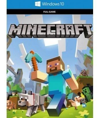 juego minecraft original completo windows 10 - digital