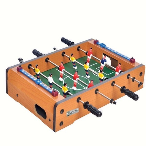 juego mini futbito de mesa con accesorios