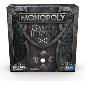 Juego Monopoly Game Of Thrones