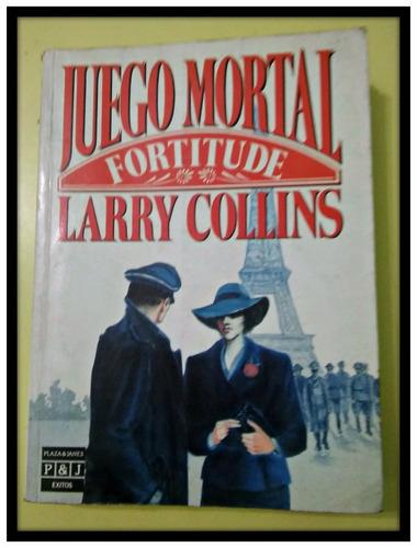juego mortal.  larry collins