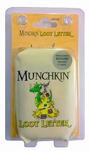 juego munchkin loot letter clamshell edition