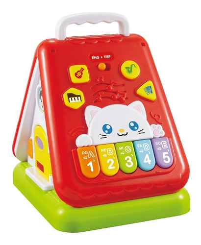 juego musical interactivo primera infancia luz sonido 6756