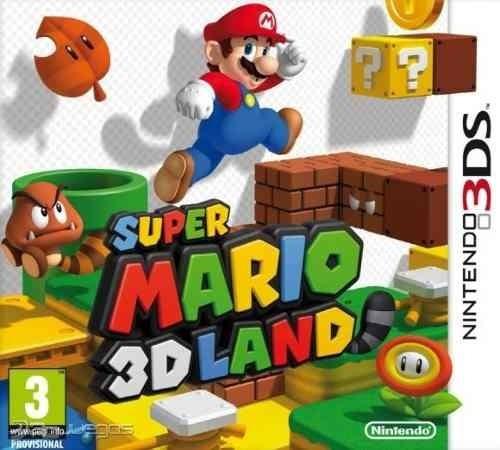 juego nintendo 3ds super mario 3d land