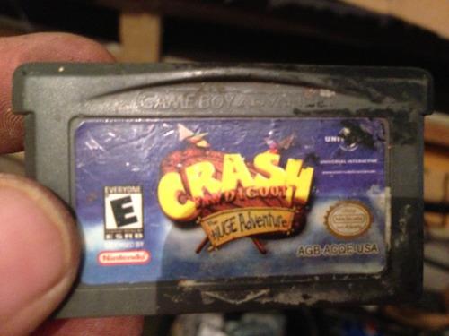 juego nintendo crash ds lite