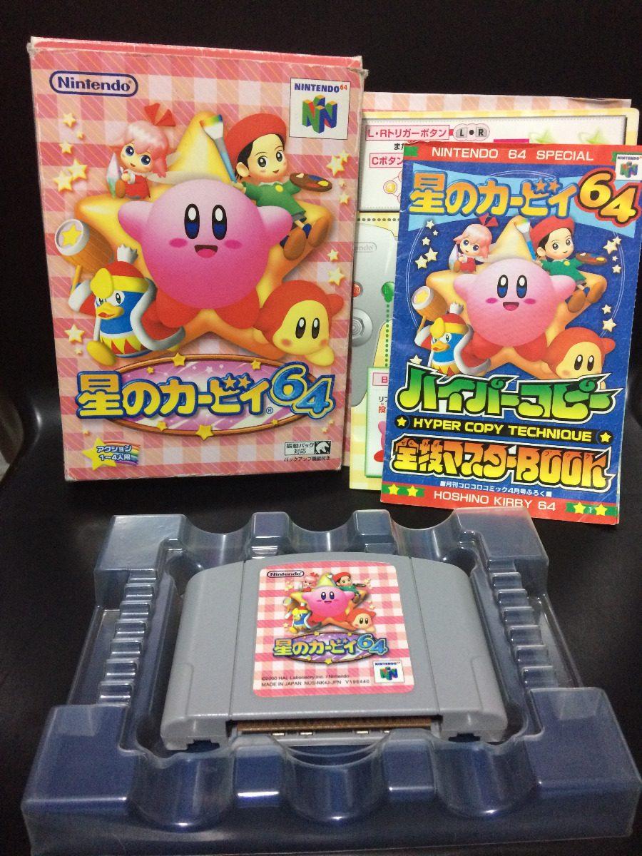 Juego Nintendo 64 Kirby S 90 00 En Mercado Libre