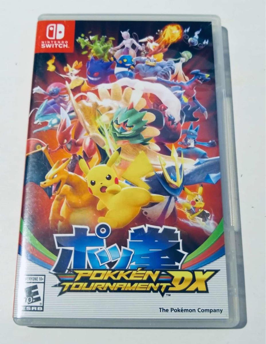 Juego Nintendo Switch Pokemon Tournament Dx 3 000 00 En Mercado