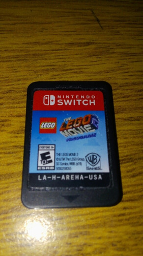 juego nintendo switch video