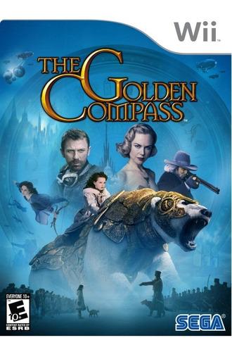 juego nintendo wii golden compass - original fisico