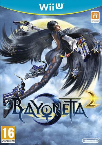 juego nintendo wii u bayonetta 2 - original fisico
