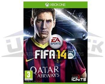 juego oficial xboxone fifa 2014