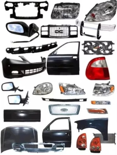 juego optica vw gol power 2006 2007 2008 2009 2010 2011 (x2)
