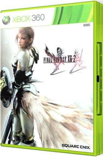 juego original final fantasy xiii 2 xbox 360