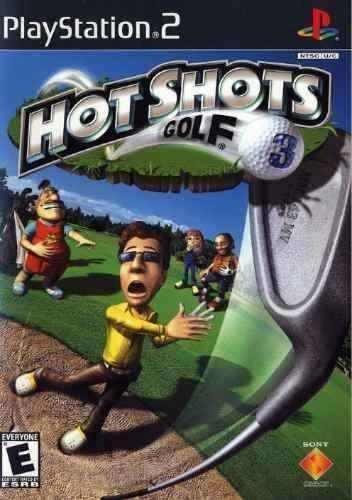 juego original hot shots ps2 play 2 ntsc usado