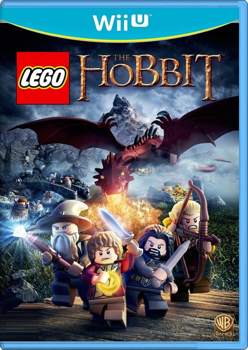 Juego Original Lego The Hobbit Para Consolas Nintendo Wii U Bs