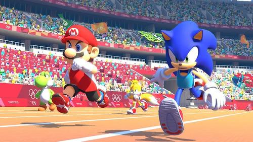 juego original nintendo switch nsw mario y sonic olympic2020