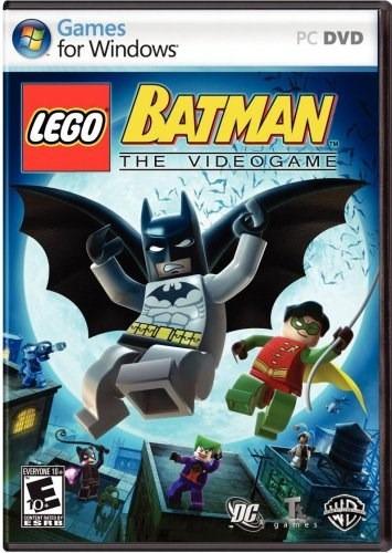 juego original para pc lego batman