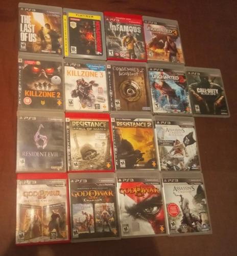 juego original playstation 3 god of war collection 2 y mas