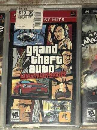 juego original psp 3000 nuevo