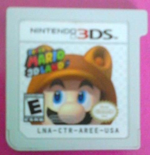 juego original super mario 3dland para nintendo 3ds/3ds xl