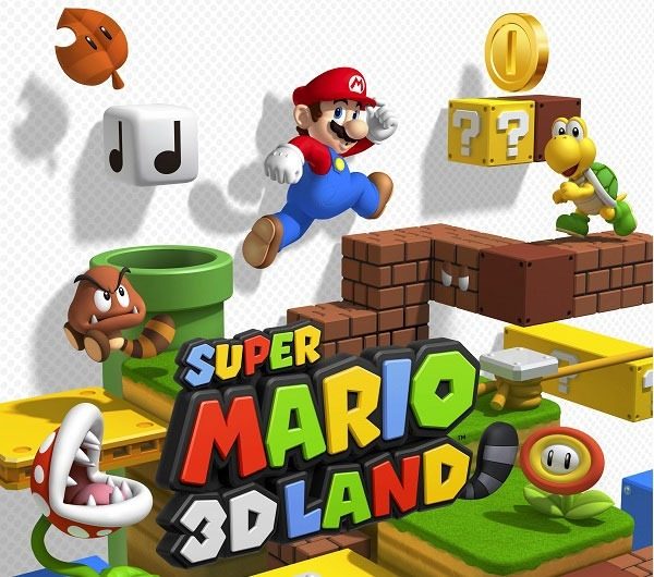 Juego Original Super Mario 3dland Para Nintendo 3ds 3ds Xl Bs